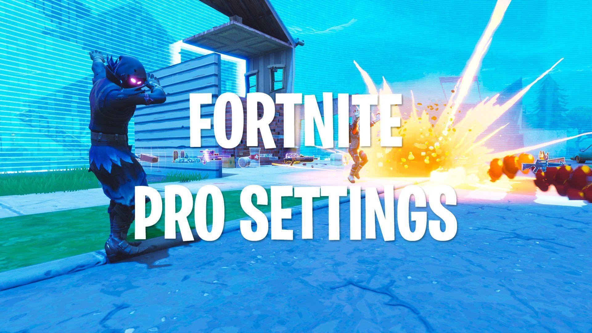 Best Fortnite settings for PC