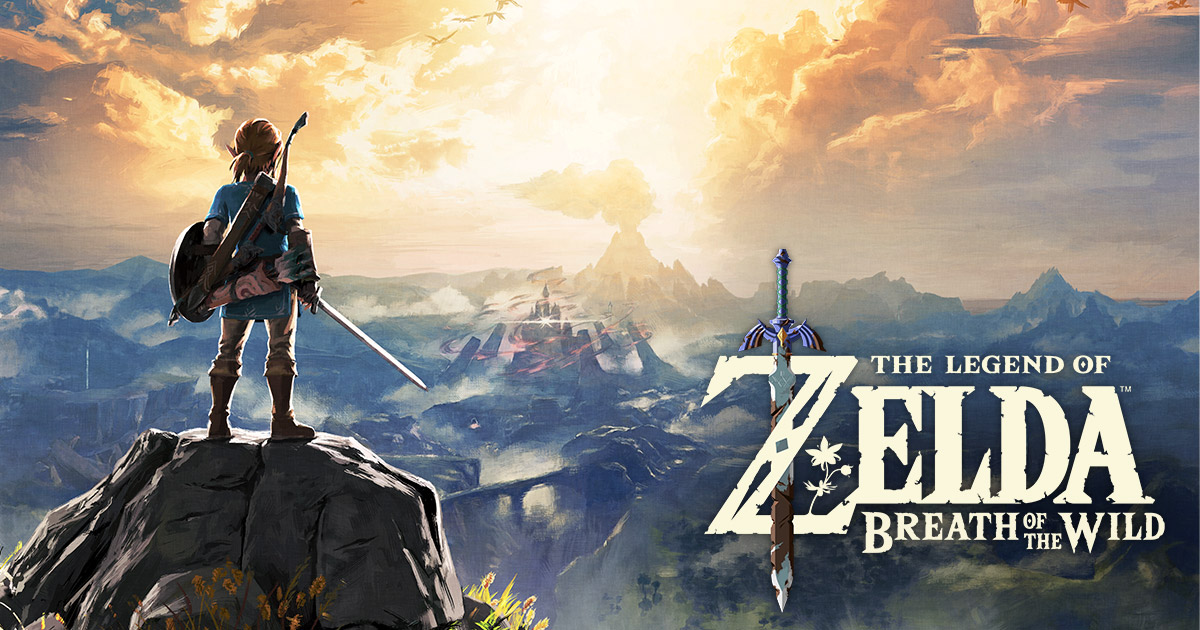 Breath Of The Wild For PC