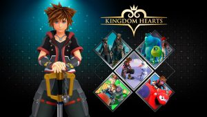 Kingdom Hearts For PC