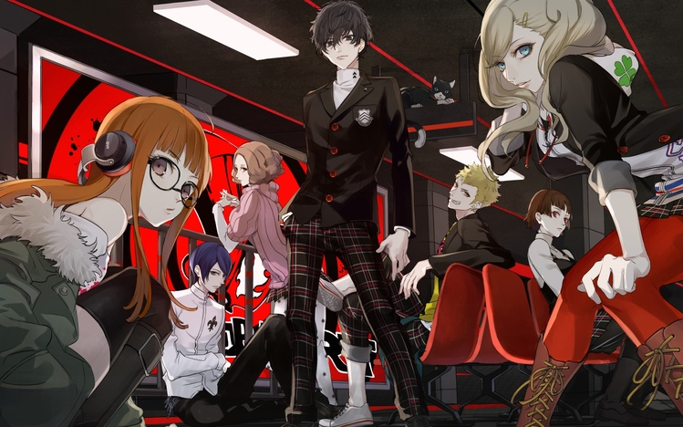 Persona 5 For PC