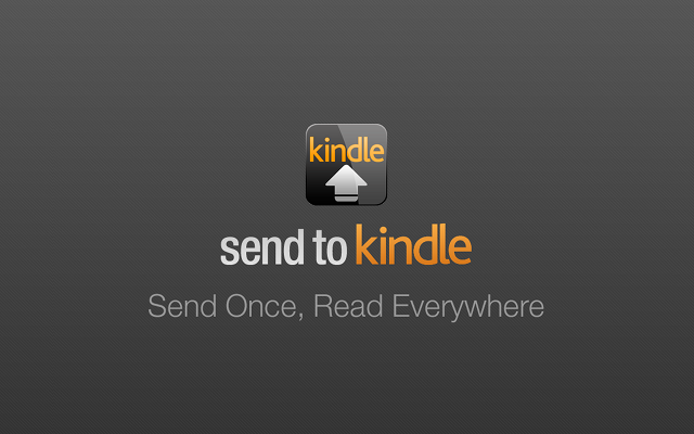 Send To Kindle For PC