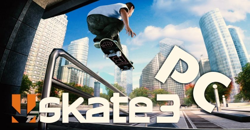 Skate 3 For PC {Windows 7 & 10} 32/64bit Free Download Full Version