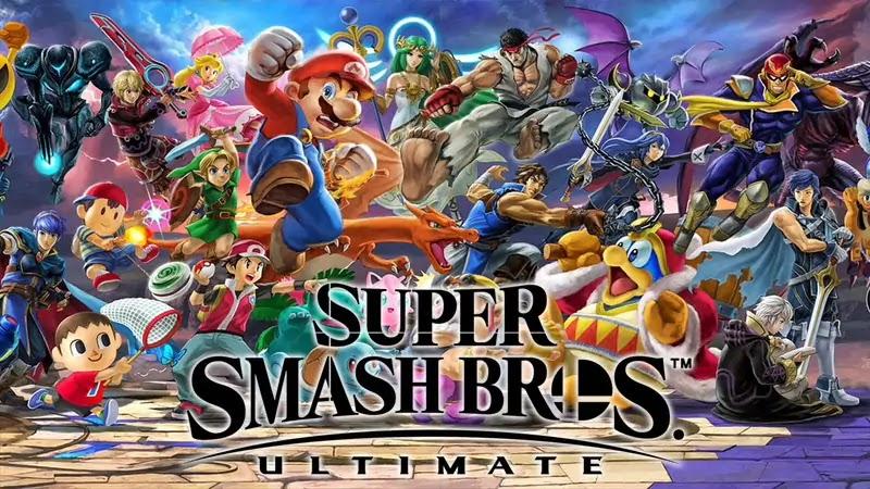 super smash bros for pc download