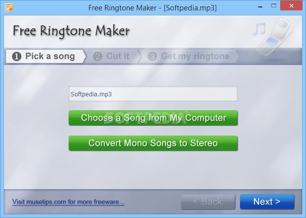 Ringtone Maker For PC