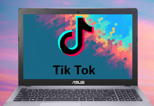 TikTop application
