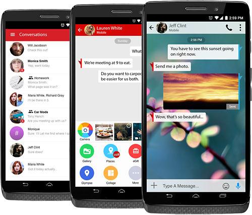 Verizon Messages Plus App For PC