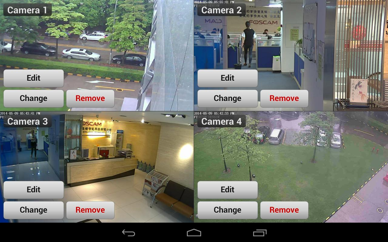 Wansview App For PC