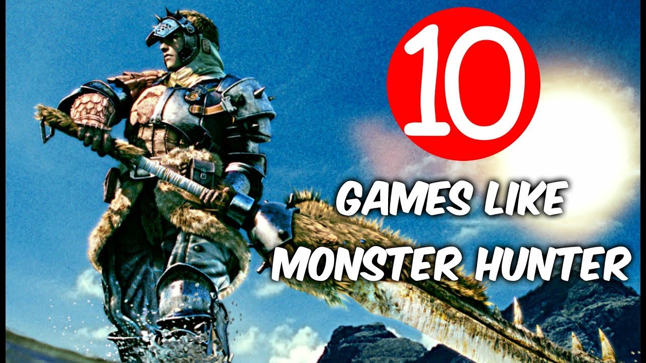 Monster Hunter Like Games For PC for Windows 10/8.1/8 Full Download