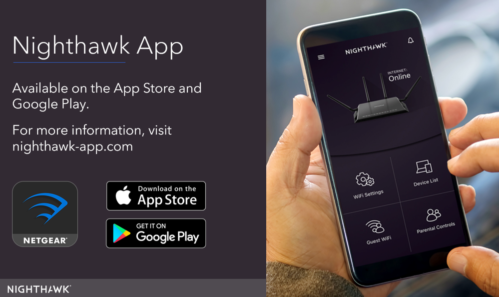 Nighthawk App For PC