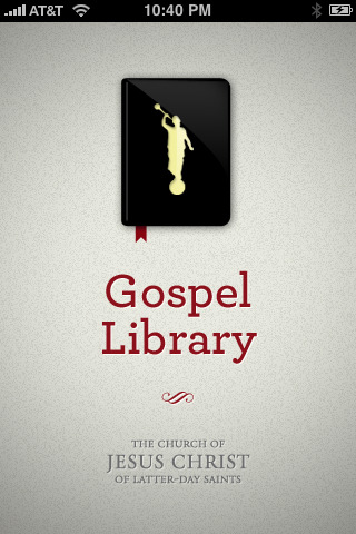 Gospel Library for PC