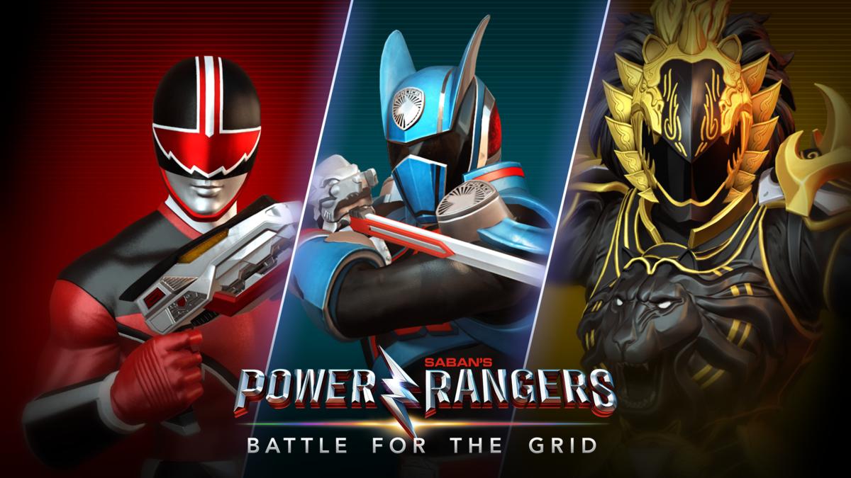 Power Rangers Battle for the Grid PC