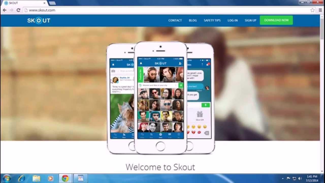 Register skout Skout Download