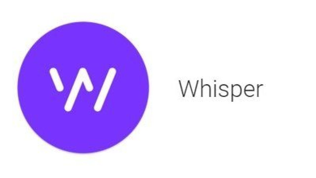 About Whisper For PC