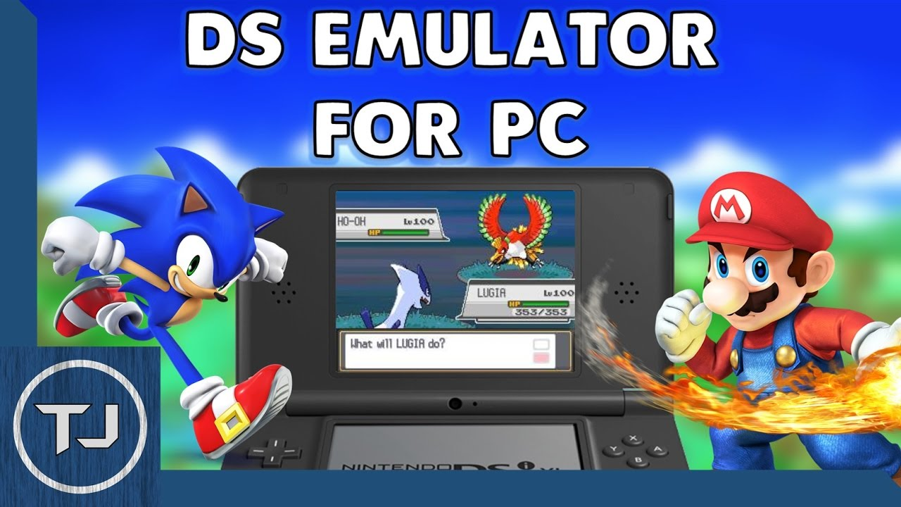 Best DS Emulator For PC