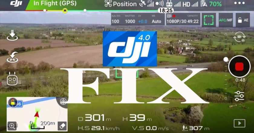 DJI Go App For PC Windows 7/10 {32/64bit} & MAC Full Free Download