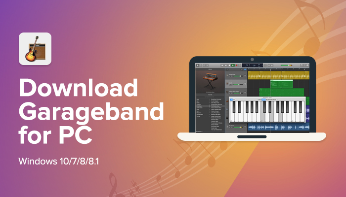 Garageband Equivalent For PC