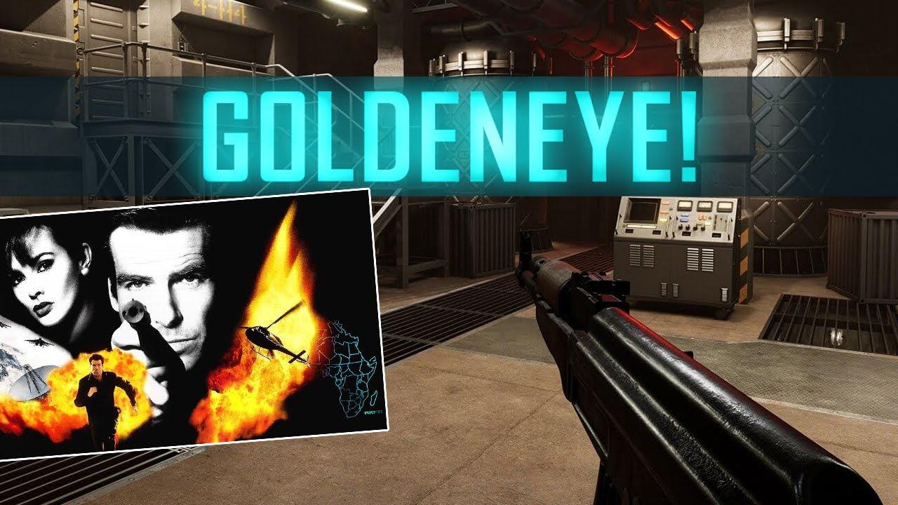 GoldenEye For PC