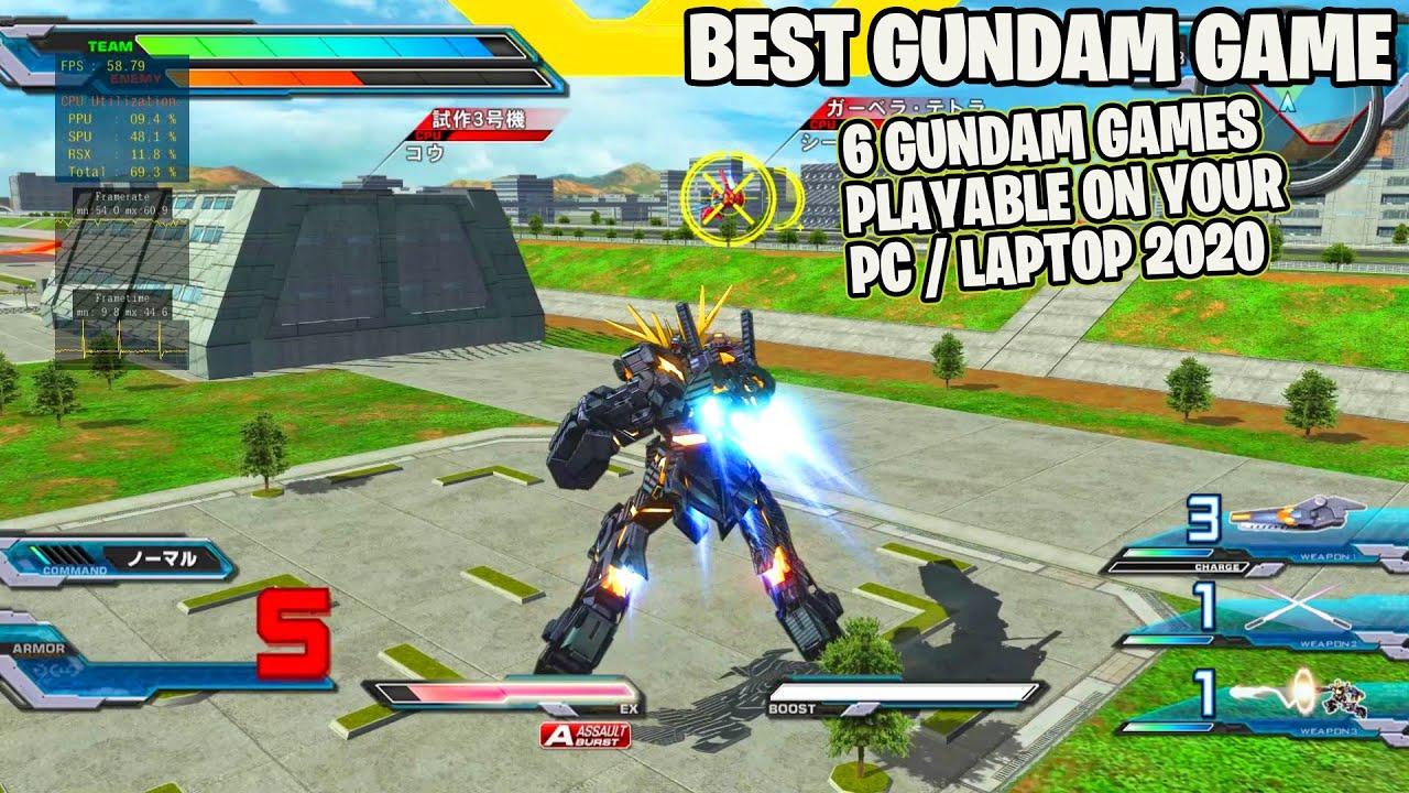 Gundam Games For PC