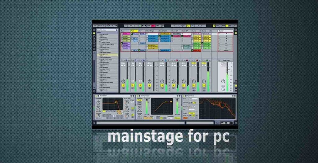 Mainstage 3 Software For PC