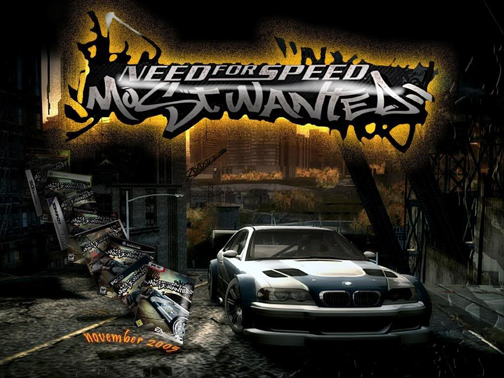 Need For Speed Most Wanted 2005 APK PC