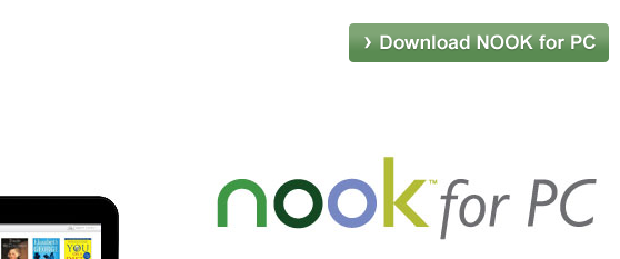 Nook For PC Windows 10/7 Application Files Full Download {New Version}