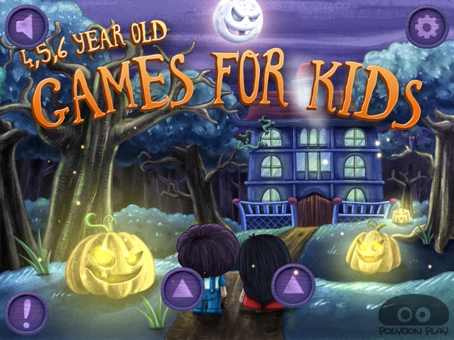 PC Games For 5 Year Olds