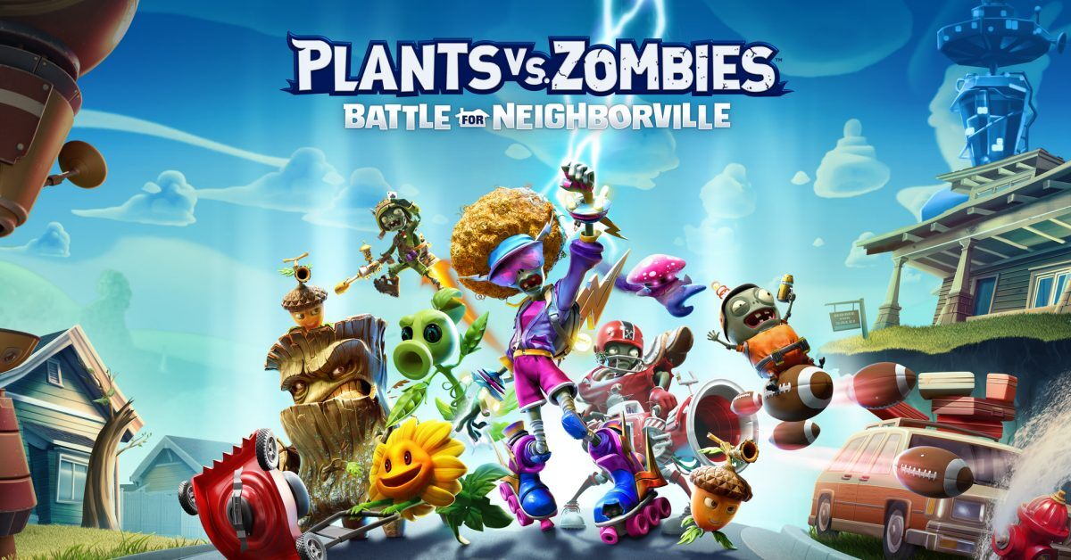 Plants vs Zombies Battle for Neighborville PC