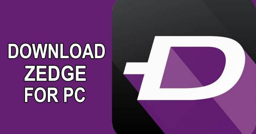 Zedge For PC {Windows 10/7} Application Free Download