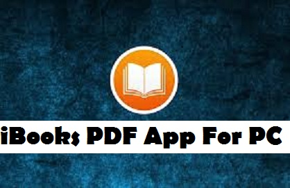 iBooks PDF App For PC