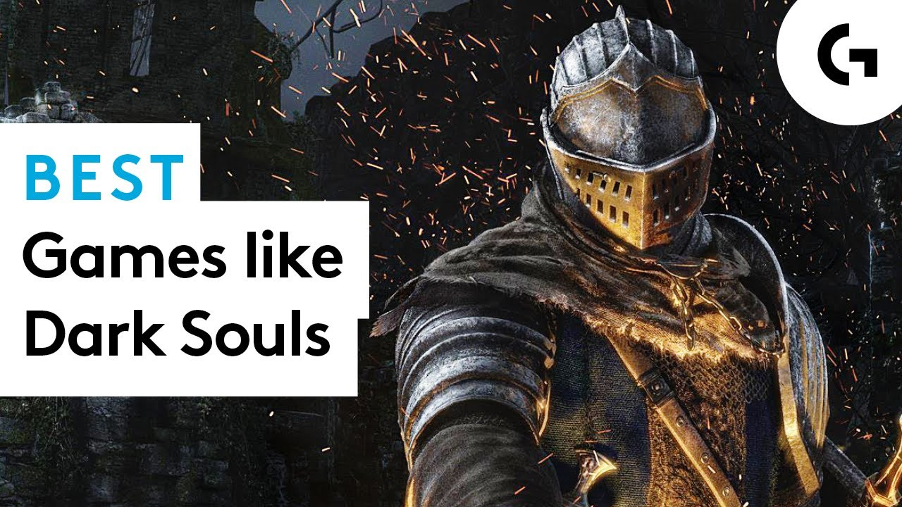 Games Like Dark Souls For PC