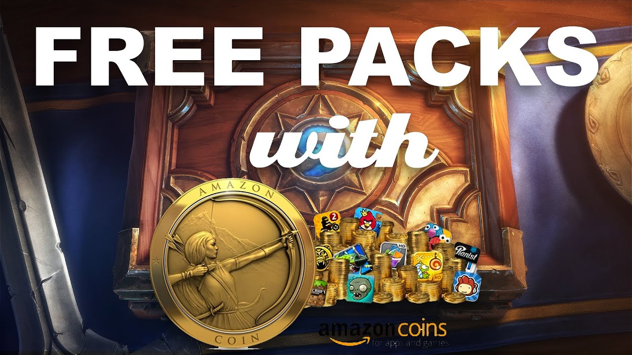 Amazon Coins For Hearthstone On PC