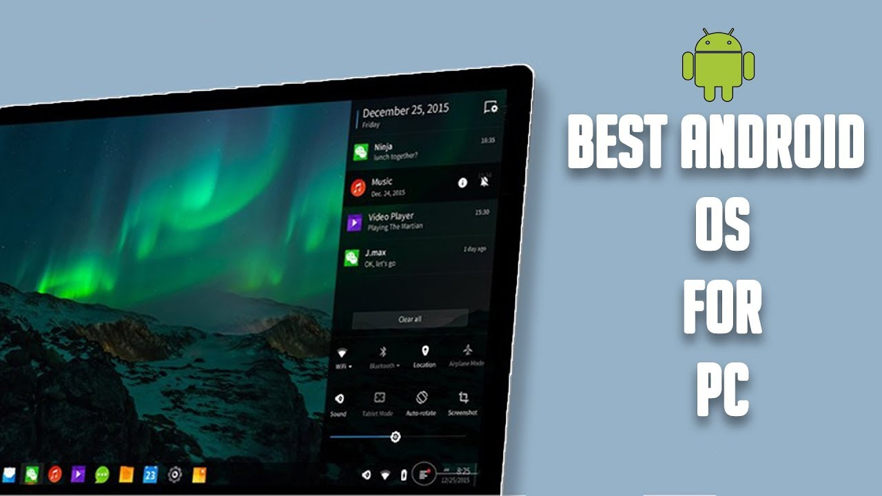 Android Operating System For PC