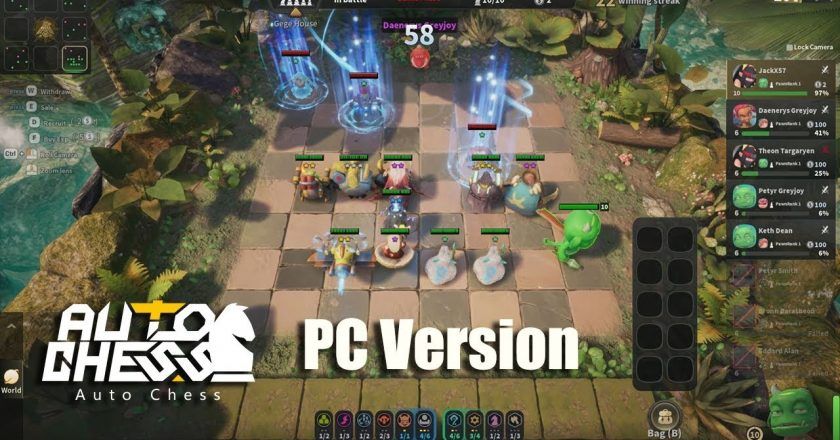 Auto Chess For PC (Windows 10, 8) & MAC Full Free Download