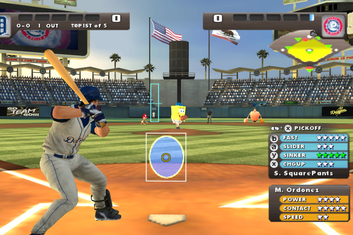 Baseball Game For PC