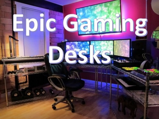 Best Desk For PC Gaming