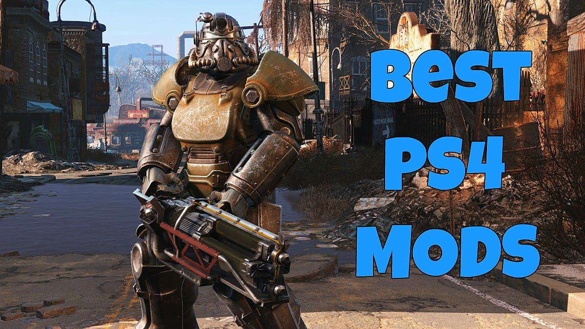 Best Mods For Fallout 4 PC