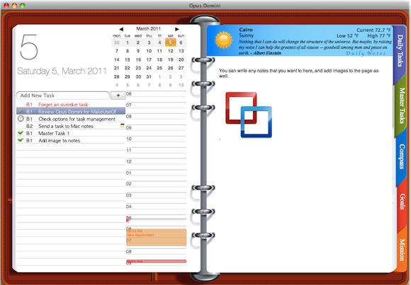 Daily Planner App For PC