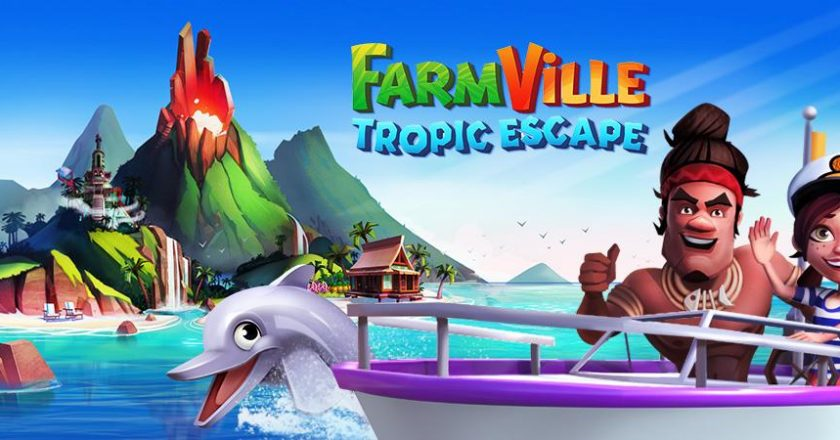 Farmville Tropic Escape For PC Windows & MAC Full Version Download