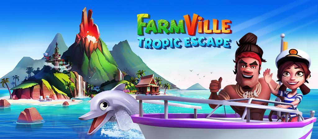 Farmville Tropic Escape For PC