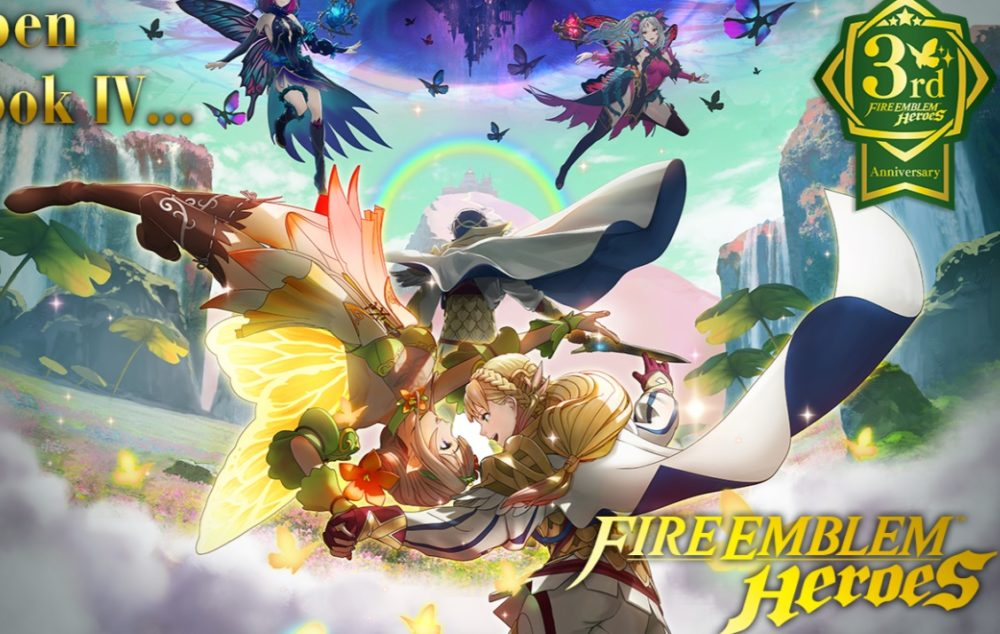 Fire Emblem Heroes on PC