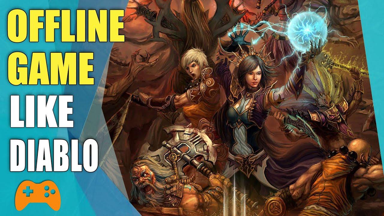 Games Like Diablo 3 For PC