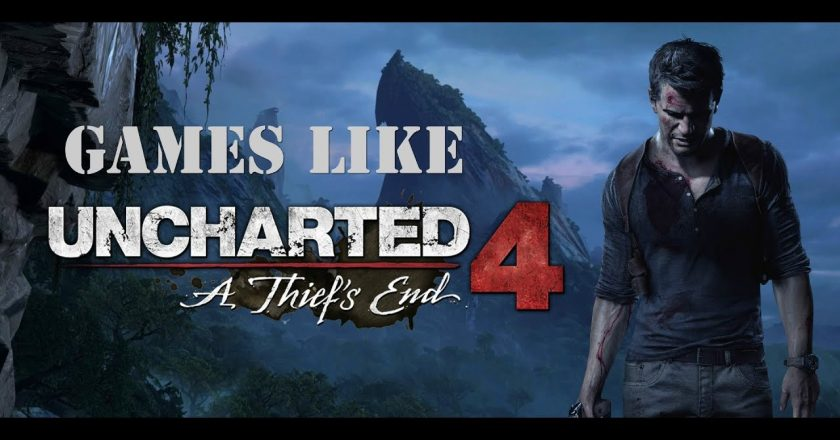 Games Like Uncharted For PC Windows & MAC Full Version Download