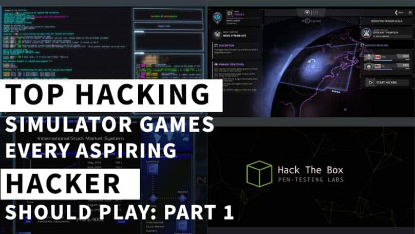 Hacking Games For PC