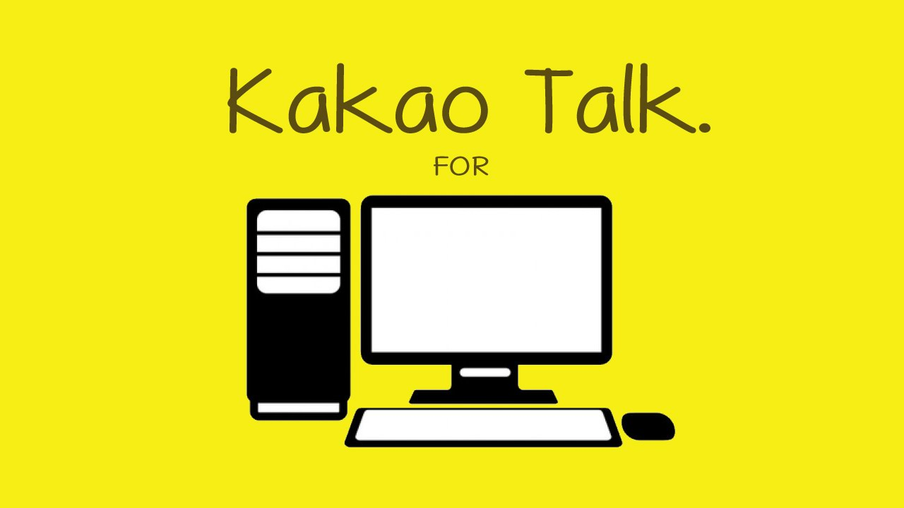 Kakaotalk Sign Up For PC