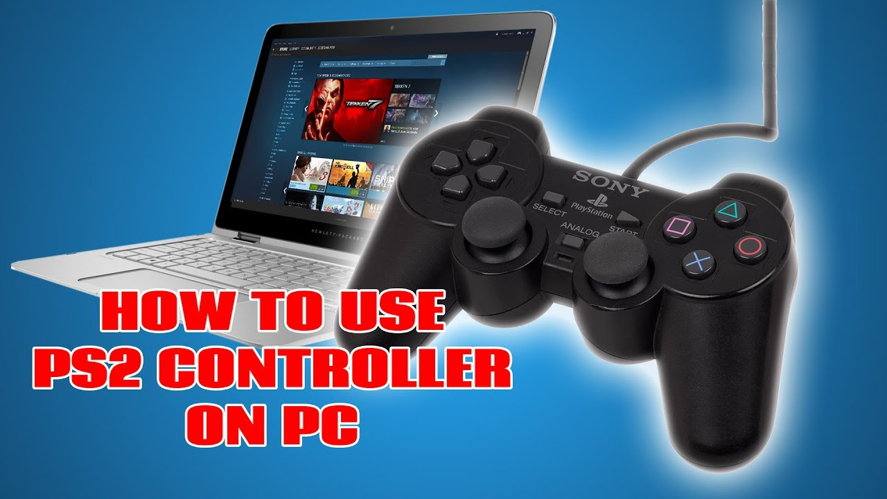 PS2 Controller For PC