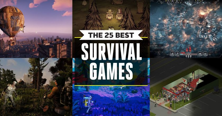 Survival Games For PC Windows(7,8,10) & MAC Full Version Download