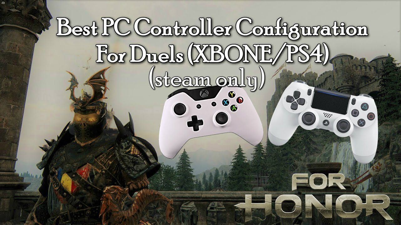 for honor pc controls