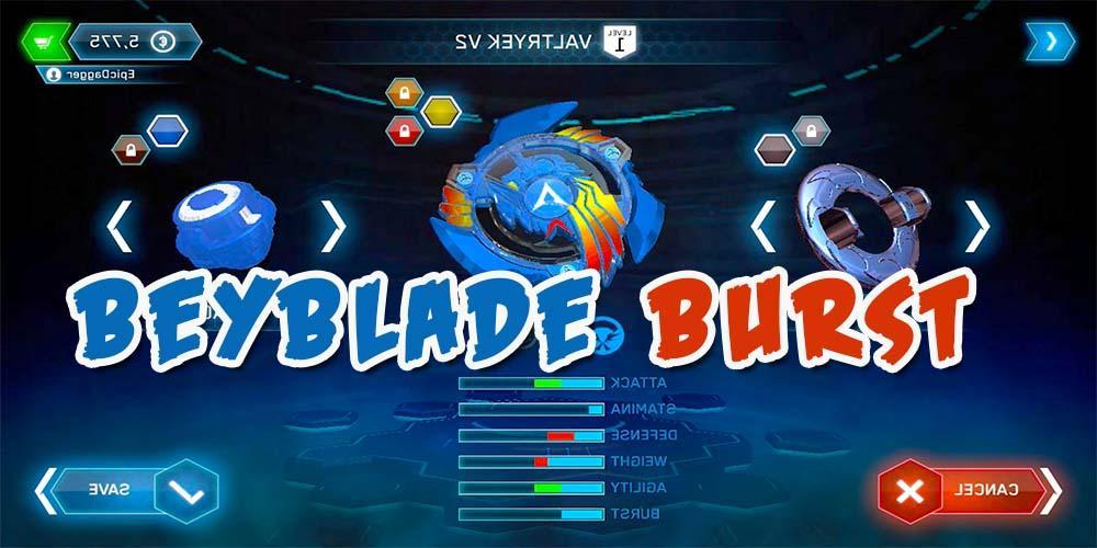 Beyblade Games For PC