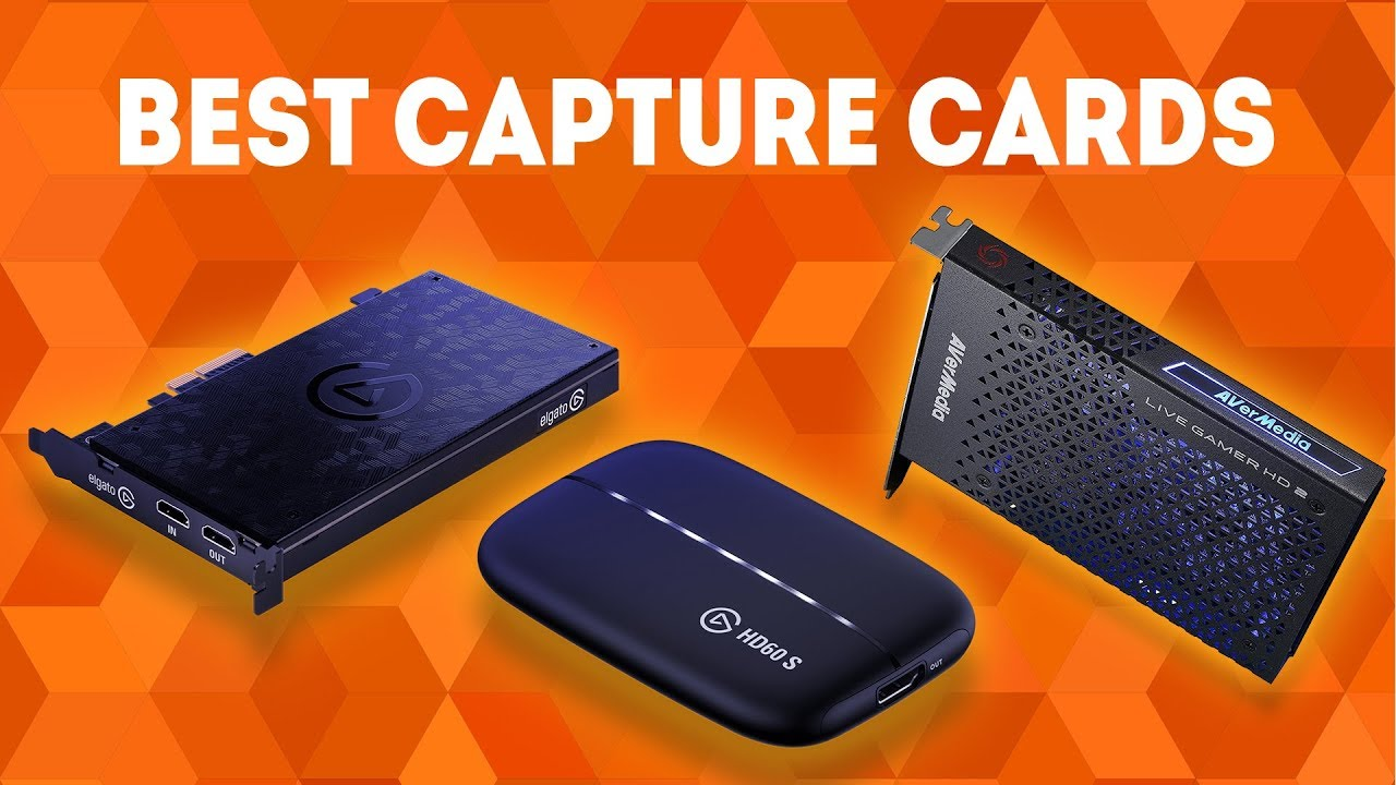 Best Capture Cards For PC