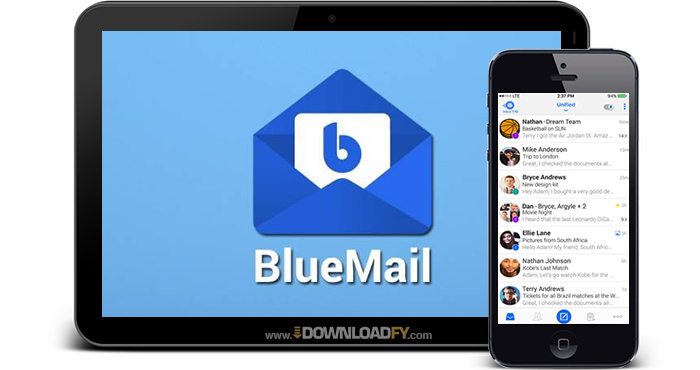 Blue Mail forPC